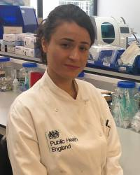 Irena Venn,  Member of Research & Development Team